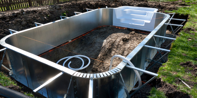 Pool Installation Cost in Greenville, South Carolina