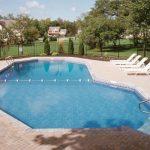 Inground Swimming Pool in Greenville, South Carolina