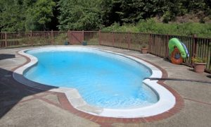 Inground Liner Pools in Greenville, South Carolina