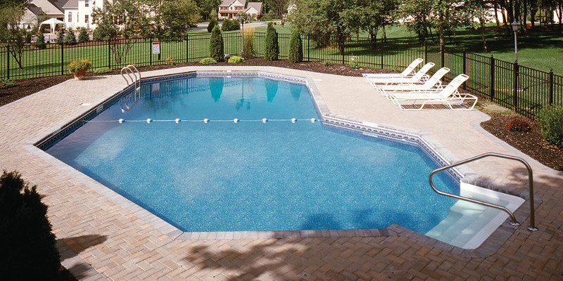 Inground Swimming Pool, Greenville, SC | Greenville Pools
