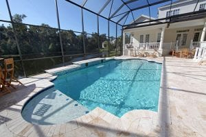 Inground pools by nature require making significant changes to your yard