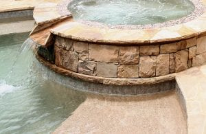 the process of custom swimming pool design and installation